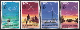 Seychelles Zil Elwagne Used Set - Astronomy