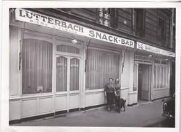 Photos Personnes à Identifier - Biére D' Alsace Lutterbach - Photos