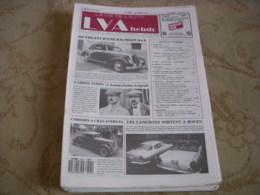 LVA VIE De L'AUTO 87/05 01.1987 MUSEE MULHOUSE SCHLUMPF SALMSON S4E 1950 - Auto/Moto