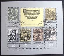 ALLEMAGNE Rep.Démocratique                  N° 1694/1699                        OBLITERE - Used Stamps