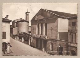 Bagnacavallo (RA) - Cartolina Via G.Mazzini Con Annullo Speciale: Settimana Bagnacavallese -  1975 - Ravenna