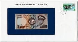 LESOTHO,2 MALOTI,1981,P.4a,BANKNOTES OF ALL NATION,UNC - Lesotho