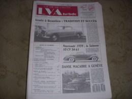 LVA VIE De L'AUTO 88/12 03.1988 SALMSON 10CV S4-61 CYCLECAR BURNAT Et MORGAN - Auto/Moto