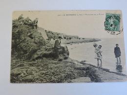LA BERNERIE - Panorama De La Plage Ref 1888 - La Bernerie-en-Retz