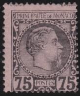 Monaco  .    Yvert    .   8  (2 Scans)   .     *   .   Neuf Avec Gomme Et Charniere   .   /  .    Mint-hinged - Monaco
