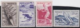 Monaco  .    Yvert    .   PA  32/35     .     **   .   Neuf SANS  Charniere   .   /  .   MNH - Airmail