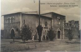 V 71130 Roma - Mostra Etnografica Piazza D'Armi - Expositions