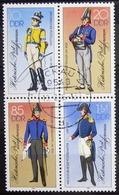 ALLEMAGNE Rep.Démocratique                  N° 2620/2623                        OBLITERE - Used Stamps