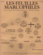 Les Feuilles Marcophiles - N°236 - Voir Sommaire - Frais De Port 2€ - Philatélie Et Histoire Postale