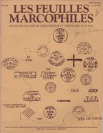 Les Feuilles Marcophiles - N°239 - Voir Sommaire - Frais De Port 2€ - Philatélie Et Histoire Postale