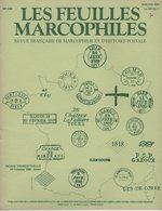 Les Feuilles Marcophiles - N°240 - Voir Sommaire - Frais De Port 2€ - Philatélie Et Histoire Postale