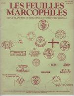 Les Feuilles Marcophiles - N°241 - Voir Sommaire - Frais De Port 2€ - Philatélie Et Histoire Postale