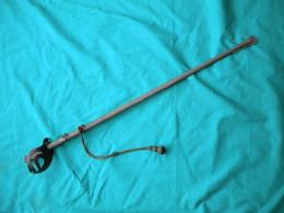 épée Italienne M.le 1907 Sous Officier Avec Lame Cassée - Knives/Swords