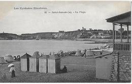 ! - France - Saint-Jean-de-Luz - La Plage - 2 Scans - Saint Jean De Luz