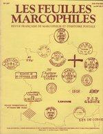 Les Feuilles Marcophiles - N°247 - Voir Sommaire - Frais De Port 2€ - Philatélie Et Histoire Postale
