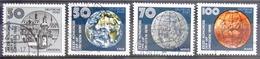 ALLEMAGNE Rep.Démocratique                  N° 2965/2968                        OBLITERE - Used Stamps