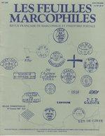 Les Feuilles Marcophiles - N°249 - Voir Sommaire - Frais De Port 2€ - Philatélie Et Histoire Postale