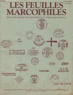 Les Feuilles Marcophiles - N°250 - Voir Sommaire - Frais De Port 2€ - Philatélie Et Histoire Postale