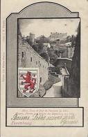 Luxembourg  -  Luxembg - Murs Et Pont De L'enceinte De 1360 - Edit.Jos Fischer-Ferron-Cliché J.B.Fischer 2 Scans - Cartes Postales