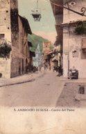 San Ambrogio Di Susa - Centro Del Paese - Andere Städte