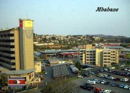 Swaziland Eswatini Mbabane Overview New Postcard Swasiland AK - Swaziland