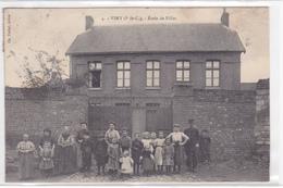 62   VIMY  *Ecole De Filles * - France