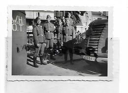 52 ST DIZIER  PLACE DU MARCHE SOLDATS ALLEMANDS 1940 - Saint Dizier