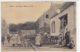 62   VIMY  *Rue Basse  .Maison Leroux  * - Sonstige Gemeinden