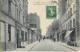PARIS 13éme Rue Des Cinq-Diamants Prise De Bd Auguste Blanqui - Distretto: 13