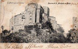 San Ambrogio Di Torino - Sacra Di San Michele - Ohne Zuordnung