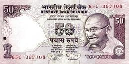 INDIA P.  97x 50 R 2011 UNC - India
