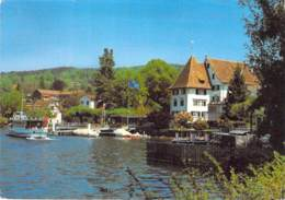 SUISSE Swiss ( ZU Zurich ) KÜSNACHT Am ZÜRICHSEE - Hotel Pension SONNE - CPM GF - Switzerland Schweiz Zwitsers Suizo - ZH Zurich