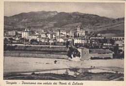 VERGATO-BOLOGNA-PANORAMA CON VEDUTA DEI MONTI DI LABANTE-CARTOLINA VIAGGIATA IL 8-12-1942 - Bologna