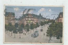 Luxembourg (Luxembourg) : Vue Panoramique De L'avenue De La Liberté Lors Du Passage Du Tramway En 1923 (animé) PF. - Lussemburgo - Città