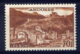 ANDORRE - 152B* - LES BONS - Ongebruikt