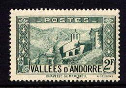 ANDORRE - 82** - CHAPELLE DE MERITXELL - Ungebraucht