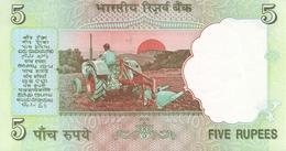 INDIA P.  94Aa 5 R 2009 UNC - India