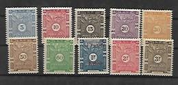 Taxes - French Somali Coast (1894-1967)