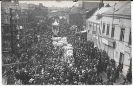 Cpa Photo Hirson / Cavalcade 4 Mai 1930 ( Photographe Bernard ,22 Rue Gambetta , Hirson). - Hirson