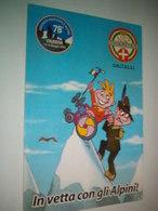 78 ADUNATA NAZIONALE ALPINI-PARMA 14/15 MAGGIO 2005-NV - Militari