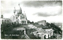 75018 PARIS - Basilique Du Sacré-Cœur - CPSM 9x14 Photo Véritable - Distretto: 18