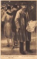 """ILLUSTRATEUR - JULES ADLER - """"SOIR DE PARIS"""" - SALON 1930 - COLLECTION CHANTEREAU - Autres Illustrateurs"""