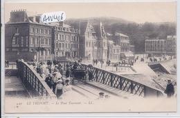 LE TREPORT- LE PONT TOURNANT- LL 20 - Le Treport