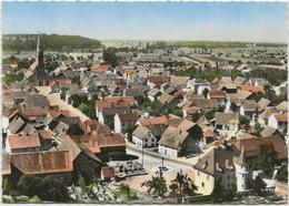 CPSM Blotzheim Rue Du Marechal De Lattre - Andere Gemeenten