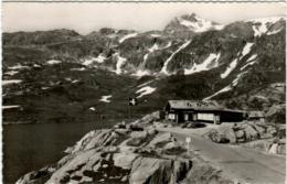 3XST  626 HOTEL RESTAURANT ALPENROSLI - GRIMSEL PASSHOHE - Zwitserland