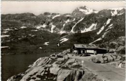 3XST  626 HOTEL RESTAURANT ALPENROSLI - GRIMSEL PASSHOHE - Suisse