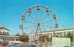 Ferris Wheel In Steeplechase Park, Coney Island, Brookling, New York - Brooklyn