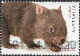 2019 WOMBAT Fine Used $1.10 Sheet Stamp - AUSTRALIA - You Receive Similar - Oblitérés