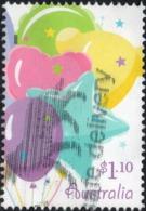 2020 BALLOONS Fine Used $1.10 Sheet Stamp - AUSTRALIA - You Receive Similar - Oblitérés