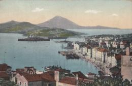 AK - Kroatien - LUSSINPICCOLO (Mali Losinj) - Gruss Von Der SMS Szigetvar 1908 - Croatie